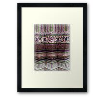 Tea Cups from China Framed Print