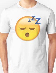 Sleepy Emoji T-Shirt