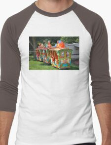 Childhood Dreams Men's Baseball ¾ T-Shirt