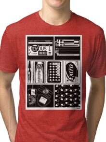 Details #1 Tri-blend T-Shirt