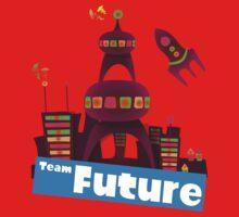Splatfest Team Future v.2 Kids Tee