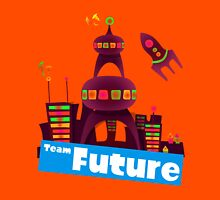 Splatfest Team Future v.2 Unisex T-Shirt