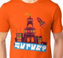 Splatfest Team Future v.4 Unisex T-Shirt