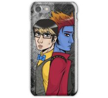 Jackson Jekyll/ Holt Hyde iPhone Case/Skin