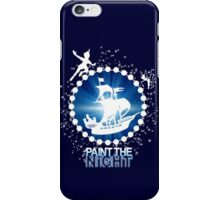 Paint the Night - Second Star to the Right iPhone Case/Skin