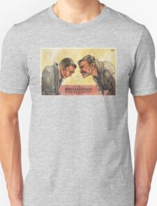 There will be Drainage Unisex T-Shirt