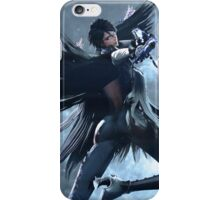 Smash 4 Bayonetta iPhone Case/Skin