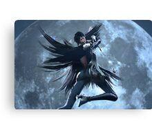 Smash 4 Bayonetta Canvas Print