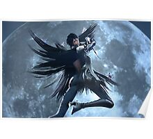 Smash 4 Bayonetta Poster