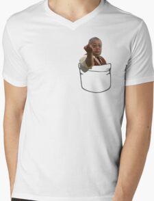 Waymond Pocket Tee Mens V-Neck T-Shirt