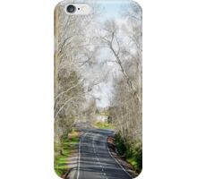 On the road... iPhone Case/Skin