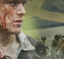 Outlander/Jamie Fraser/Culloden Sticker