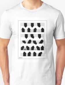 'White Hills' design by LUCILLE T-Shirt