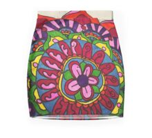 Color the World with Cheer  Mini Skirt