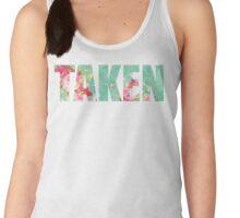 TAKEN  Women's Tank Top