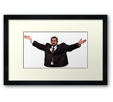 Michael Klump Framed Print