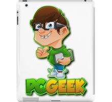 pc geek iPad Case/Skin