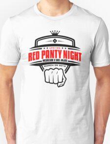 McGregor V Dos Anjos Red Panty Night T-Shirt