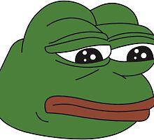 Sad Pepe by sadgurl00
