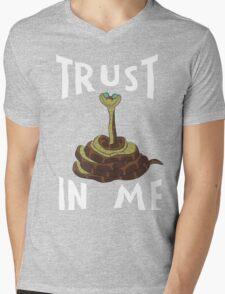 Trust in Me Mens V-Neck T-Shirt