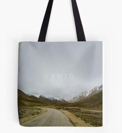 Pamir Grey Tote Bag