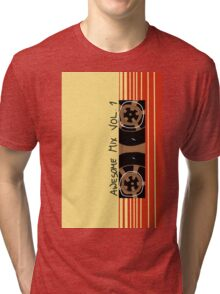 Awesome Mix Vol. 1 Tri-blend T-Shirt