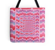 'Psychedelia' design by LUCILLE Tote Bag