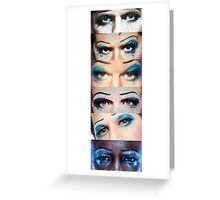 HEDWIGS Greeting Card