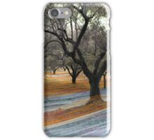 Fishing Olives - autuno iPhone Case/Skin