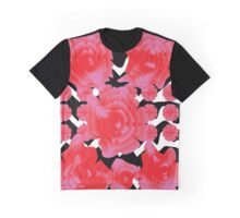 'Roses' design by LUCILLE Graphic T-Shirt
