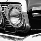 Impala headlights by Mike Warman