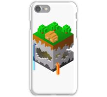 Minecraft Block iPhone Case/Skin