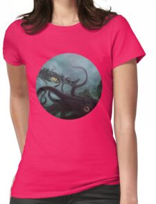 The Nautilus Womens Fitted T-Shirt