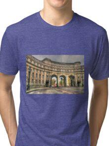 Admiralty Arch, Trafalgar Square Tri-blend T-Shirt