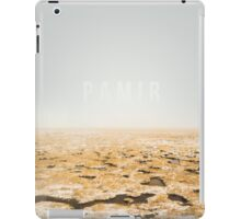 Pamir Yellow iPad Case/Skin