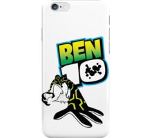 Ben Ten iPhone Case/Skin