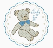 Pattern for baby boy Baby Tee