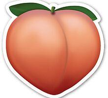 Peach Emoji by sadgurl00