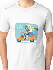 Travel Together Unisex T-Shirt