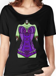Corset Zombie Women's Relaxed Fit T-Shirt