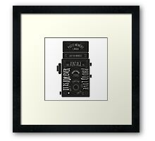 old machine II Framed Print