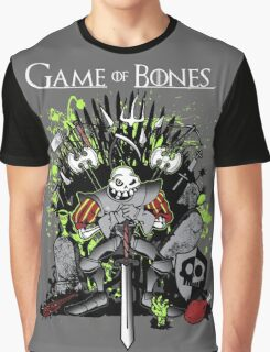 Game of Bones Graphic T-Shirt