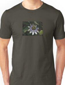 Delicate and Beautiful Passiflora Flower Unisex T-Shirt