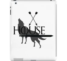 Game of Thrones - Stark iPad Case/Skin