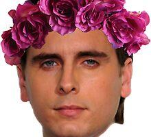 Scott Flower Crown by sadgurl00