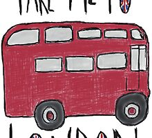 Take Me To London by sadgurl00