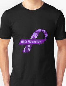 IBD Warrior camo Ribbon BLK Unisex T-Shirt