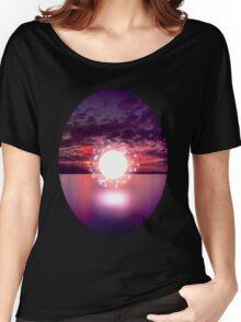 Oceans of Light Women's Relaxed Fit T-Shirt