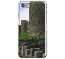 CASTLE WALLS iPhone Case/Skin