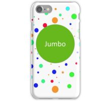 Jumbo Agar.io iPhone Case/Skin
